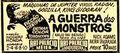 Invasion of Astro-Monster Poster Brazil 1