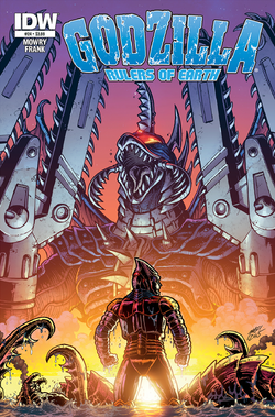 RULERS OF EARTH Issue 24 CVR A