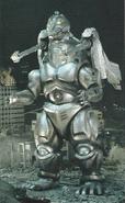 Super MechaGodzilla