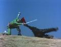 Go! Greenman - Greenman vs. Gaira - 52