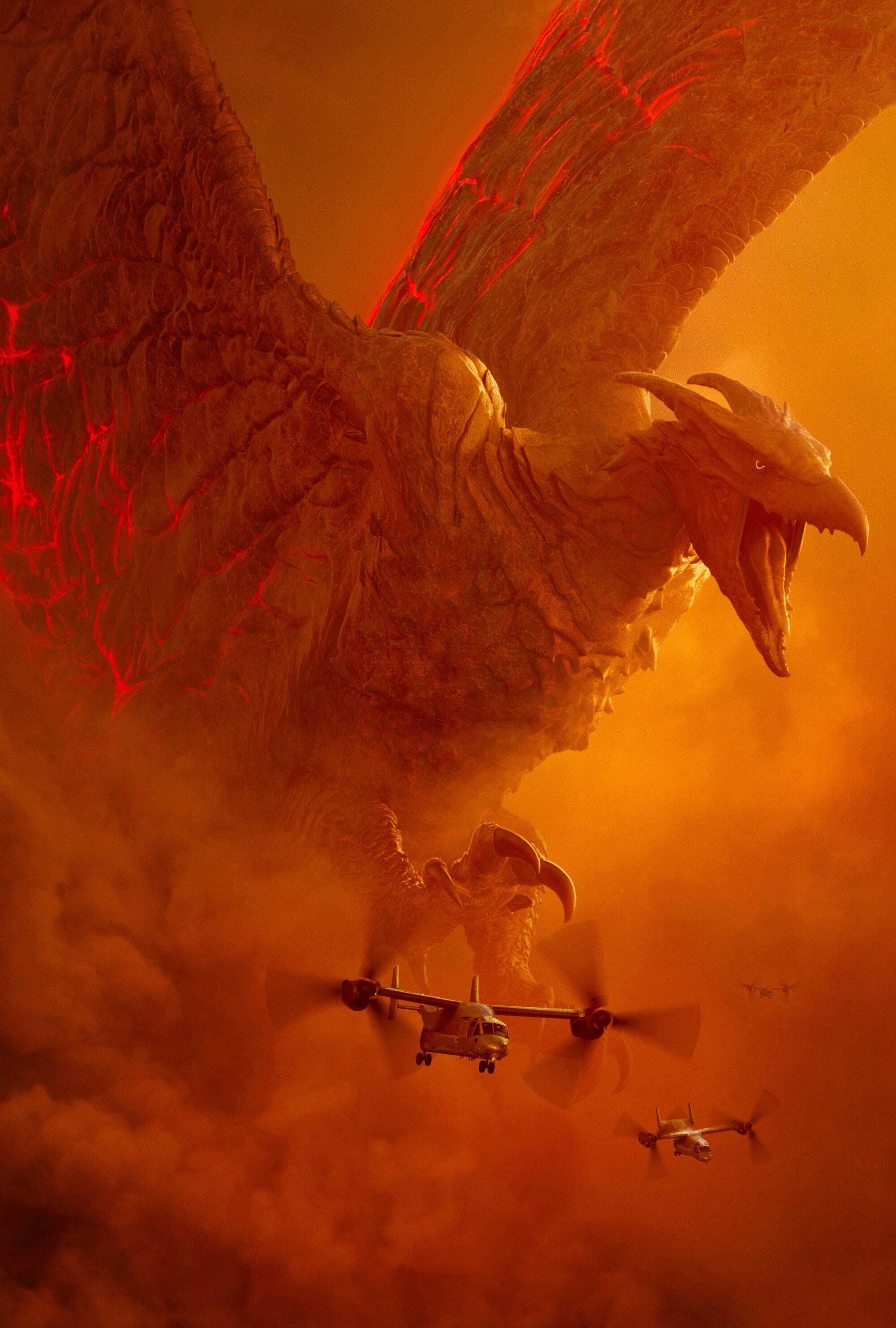 Rodan (MonsterVerse) | Gojipedia | FANDOM powered by Wikia