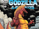 Godzilla: Legends Issue 3