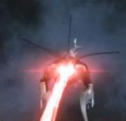 Monster Zero Laserstrahl