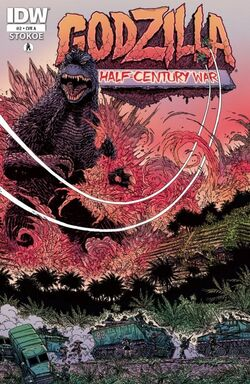 HALF-CENTURY WAR Issue 2 CVR A Comixology