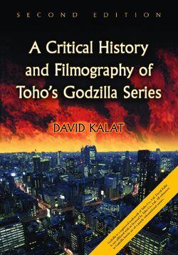 History of Godzilla