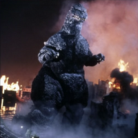 Kaiju Guide Godzilla Heisei