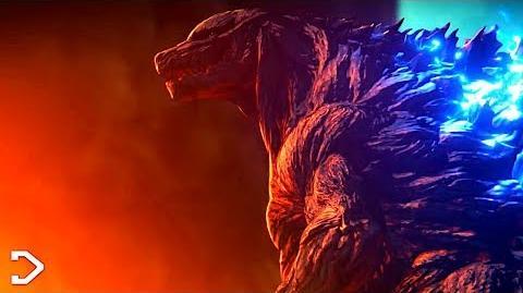 First Look At Godzilla's NEW Powers! - Godzilla Monster Planet NEWS