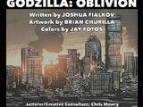 Godzilla: Oblivion Issue 1