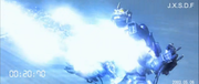 Godzilla X MechaGodzilla - Kiryu Uses The Absolute Zero Cannon