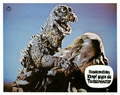 Godzilla vs. Hedorah Lobby Card Germany 2