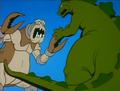 Godzilla vs. The Cyclops Monster 2