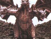 Cretaceous King Ghidorah2