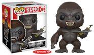 Pop! Movies - Kong Skull Island - Kong vinyl figure