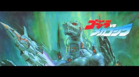 Akira Ifukube - Godzilla vs Rodan!