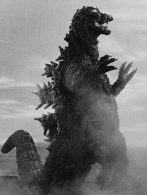Godzilla (1964) - Infobox