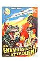Destroy All Monsters Poster Belgium 1