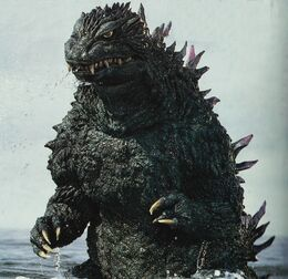 G2K - Godzilla On Water