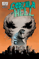 GODZILLA IN HELL Issue 4 CVR A