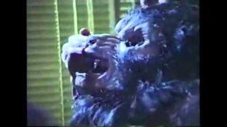 Godzilla vs legendary Wolfman - behind the scenes
