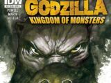 Godzilla: Kingdom of Monsters Issue 3