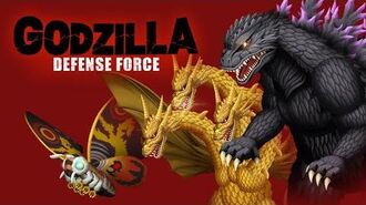 Godzilla Defense Force (Official Trailer)