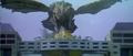Godzilla vs. Megaguirus - Megaguirus attacks that thing