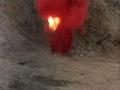 Jilarji's flail explodes