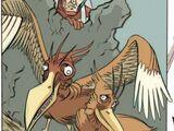 Unnamed Irradiated Bird