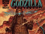 Godzilla: Cataclysm Issue 3