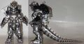 Bandai Japan 2002 Movie Monster Series - Super Weapons MechaGodzilla 2002
