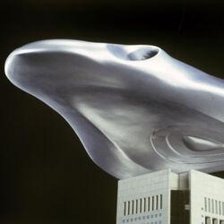 Godzilla.jp - Millennian UFO