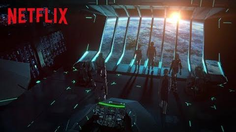 『GODZILLA 怪獣惑星』Netflixで1月17日(水)全世界同時配信決定!