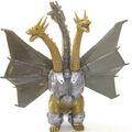 Mecha-King Ghidorah 1991 toy