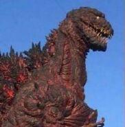 Godzilla en Godzilla Resurgence