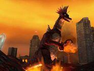Titanosaurus en Godzilla Unleashed