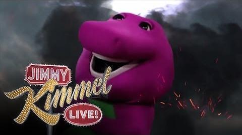 Barneyzilla
