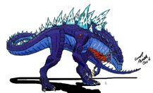 Neo Daikaiju ZILLA by Dino master