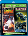 Godzilla Movie DVDs - TOHO GODZILLA COLLECTION Godzilla vs. Destoroyah and Godzilla vs. Megaguirus -Sony-