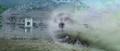 Godzilla vs. Megaguirus - Black hole