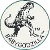 Monster Icons - Baby Godzilla