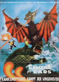 Gamera - 3 - vs Gyaos - 99999 - 7 - German Poster Frankenstein Strikes Again