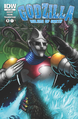 RULERS OF EARTH Issue 7 CVR A