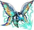Godzilla X Monster Strike - Armor Mothra