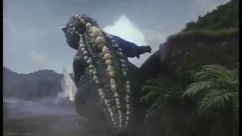 Unused Little Godzilla Footage