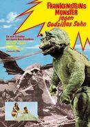Godzilla 8-Monster jagen Godzillas Sohn 2
