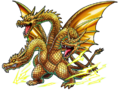 Godzilla X Monster Strike - King Ghidorah