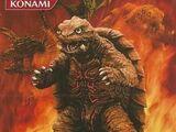 Gamera: The Brave (Konami Toy Line)