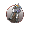 GDAMM mechagodzilla icon