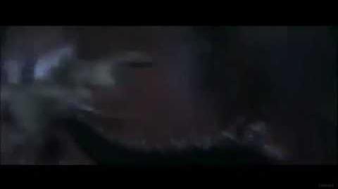 GFW Godzilla vs Zilla Scene