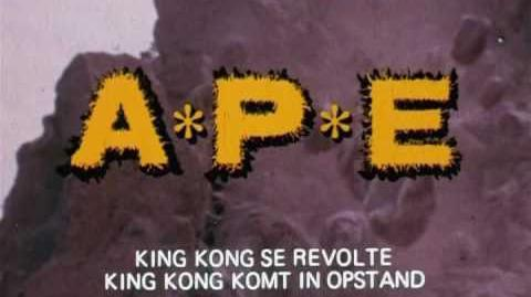 A*P*E (1976) Trailer